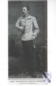 Graf Pejacsevich in Uniform
